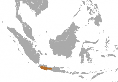 Silvery Gibbon habitat map