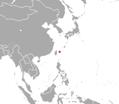 Iriomote Cat habitat map